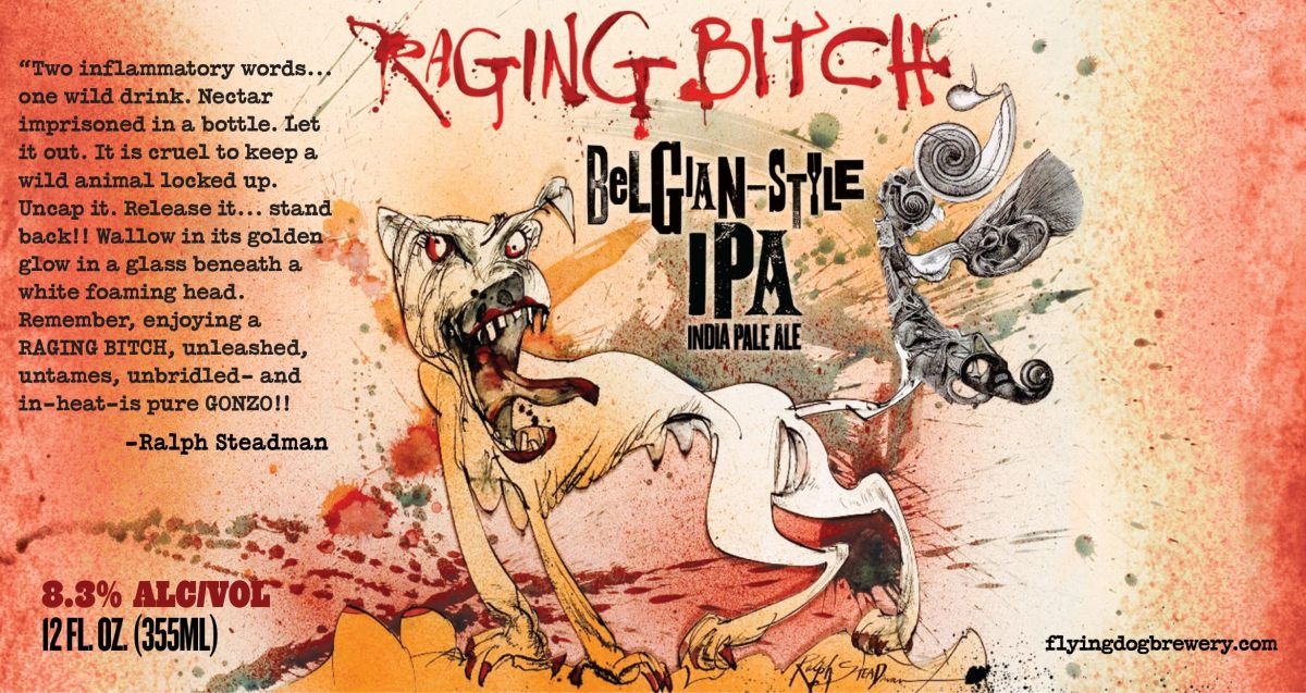 Flying Dog and the 1st Amendment