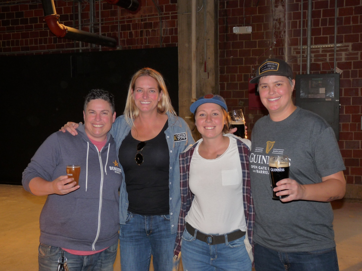Craft Brewers of Maryland WelcomeGuinness