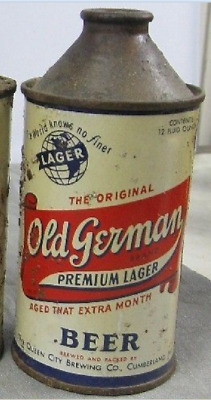 Old-German-premium-Lager-Cone-Top-Queen