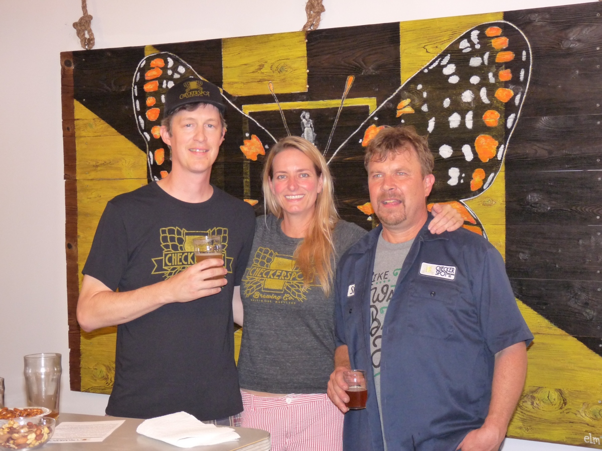CHECKERSPOT Grand Opening