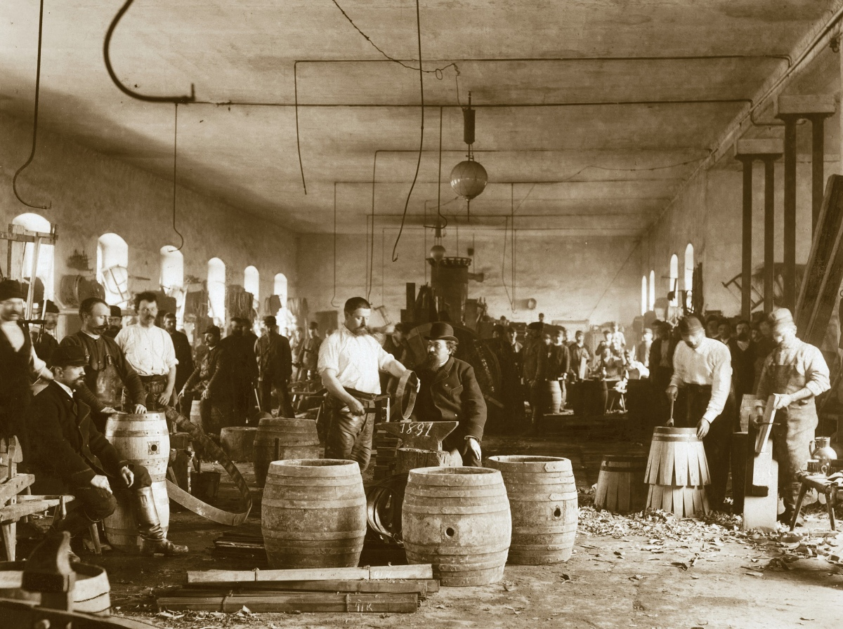 The Brewery Worker on Labor Day